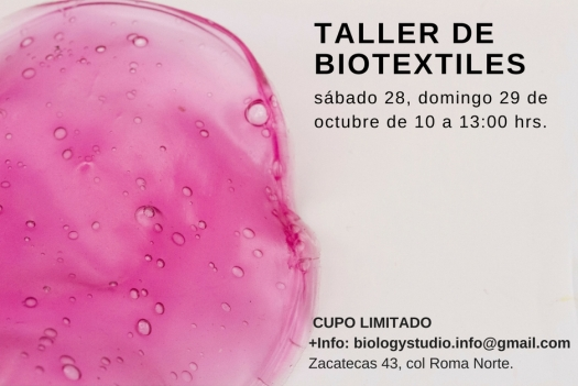 Taller Biotextiles